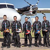 Picture of team Arizona Airspeed