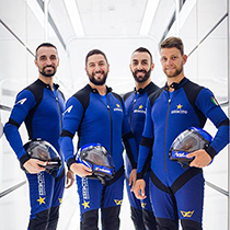 Picture of team Italy VFS Team